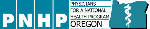 Physicians For A National Health Program Oregon
